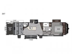 Carbon 357 Floorplan Image