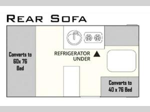 Limited Edition Rear Sofa Floorplan Image