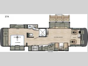 Berkshire XL 37A Floorplan Image