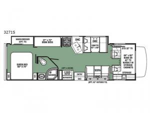 Forester 3271S Ford Floorplan Image