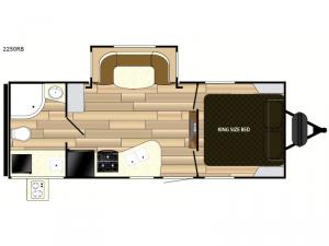 MPG 2250RB Floorplan Image