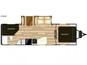 MPG 2790DB Floorplan Image