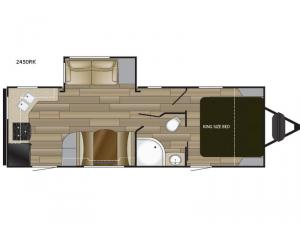 MPG 2450RK Floorplan Image