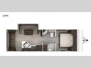 Patriot Edition 23MK Floorplan Image