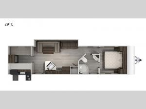 Patriot Edition 29TE Floorplan Image