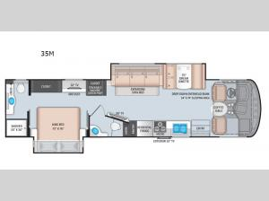 Windsport 35M Floorplan Image