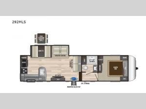 Hideout 292MLS Floorplan Image