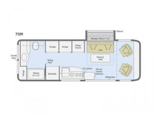 Era 70M Floorplan Image