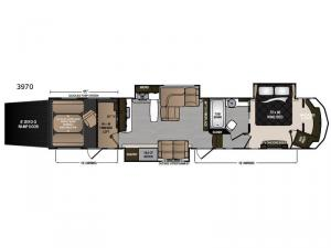 Voltage Epic 3970 Floorplan Image