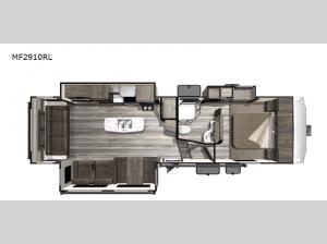 Mesa  Ridge Lite MF2910RL Floorplan Image