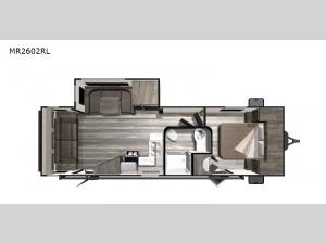 Mesa  Ridge Lite MR2602RL Floorplan Image