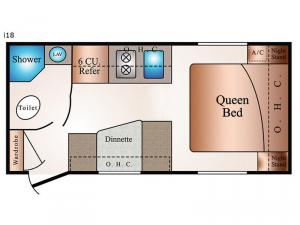 idea 2.0 i18 Floorplan Image