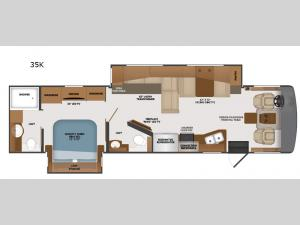 Bounder 35K Floorplan Image