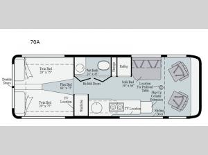 Era 70A Floorplan Image