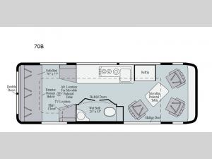 Era 70B Floorplan Image