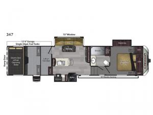 Carbon 347 Floorplan Image