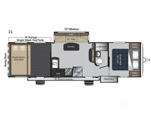 Carbon 31 Floorplan Image