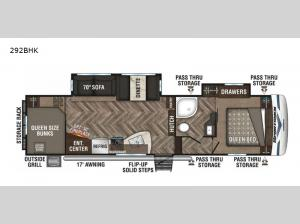 Sportsmen 292BHK Floorplan Image