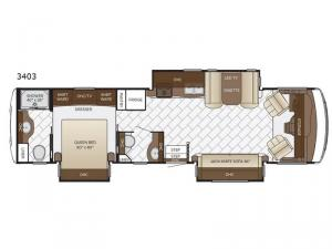 Bay Star 3403 Floorplan Image