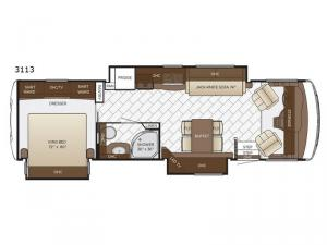 Bay Star 3113 Floorplan Image