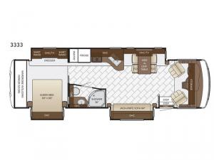 Bay Star 3333 Floorplan Image