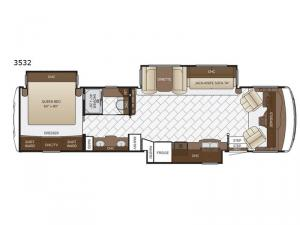 Bay Star 3532 Floorplan Image