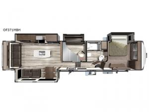 Open Range OF371MBH Floorplan Image