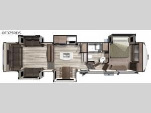 Open Range OF375RDS Floorplan Image