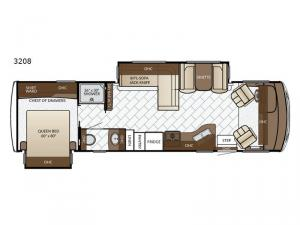 Bay Star 3208 Floorplan Image