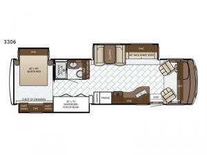 Bay Star 3306 Floorplan Image