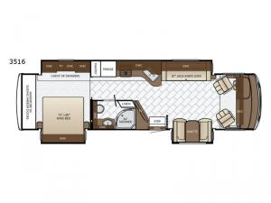 Bay Star 3516 Floorplan Image