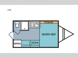 Retro 135 Floorplan Image