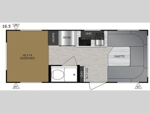No Boundaries NB16.5 Floorplan Image