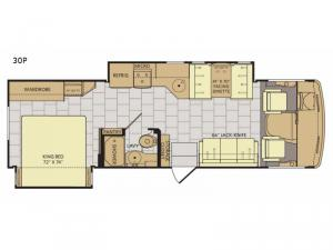 Flair 30P Floorplan Image