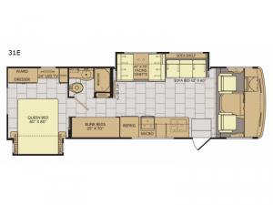 Flair 31E Floorplan Image