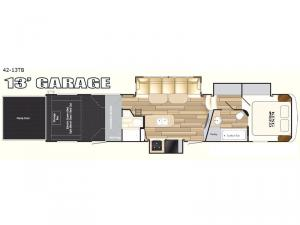 BOSS 42-13TB Floorplan Image