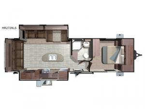 Mesa Ridge MR272RLS Floorplan Image