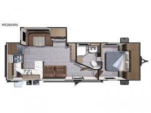Mesa  Ridge Lite MR2804RK Floorplan Image
