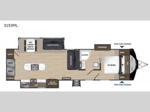 Aerolite 3153ML Floorplan Image