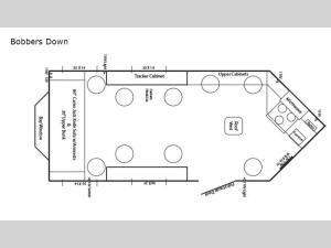 Ice Castle Fish Houses Bobbers Down Floorplan Image