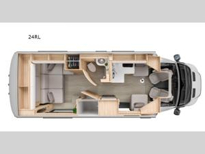 Wonder 24RL Floorplan Image