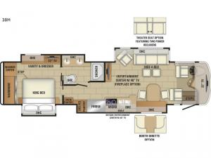 Aspire 38M Floorplan Image