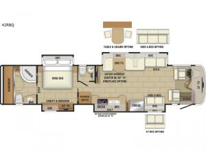 Aspire 42RBQ Floorplan Image