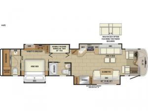 Aspire 44R Floorplan Image