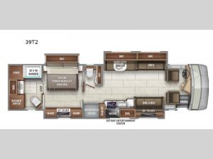 Embark 39T2 Floorplan Image