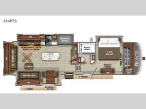 Pinnacle 36KPTS Floorplan Image