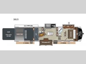 Seismic 3815 Floorplan Image