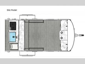 Luna Std. Model Floorplan Image