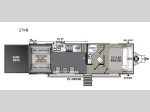 Adrenaline 27KB Floorplan Image