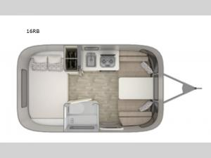 Bambi 16RB Floorplan Image
